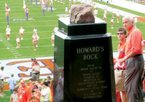 Howard's Rock
