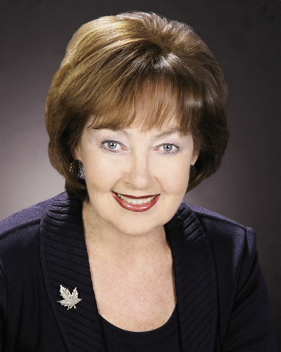 Trident Technical College president Mary Thornley