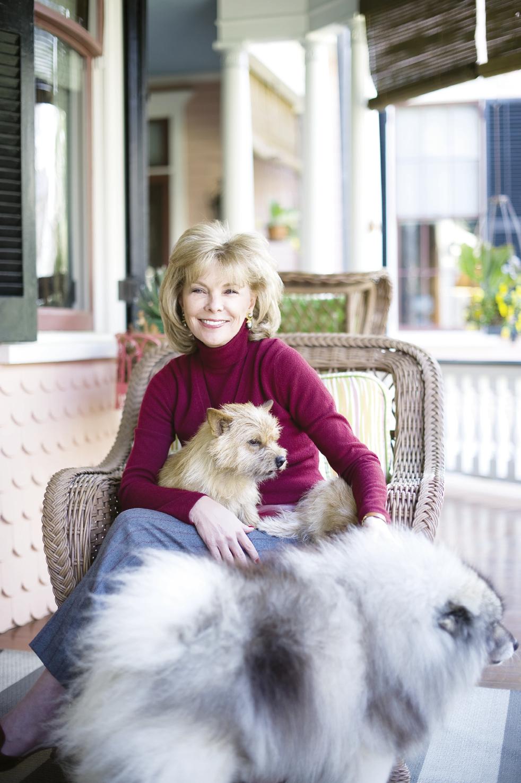 Charleston Parks Conservancy founder Darla Moore