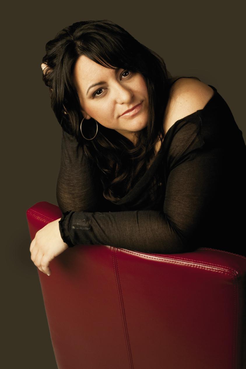 Jazz singer and former Jazz Artists of Charleston executive director Leah Suárez