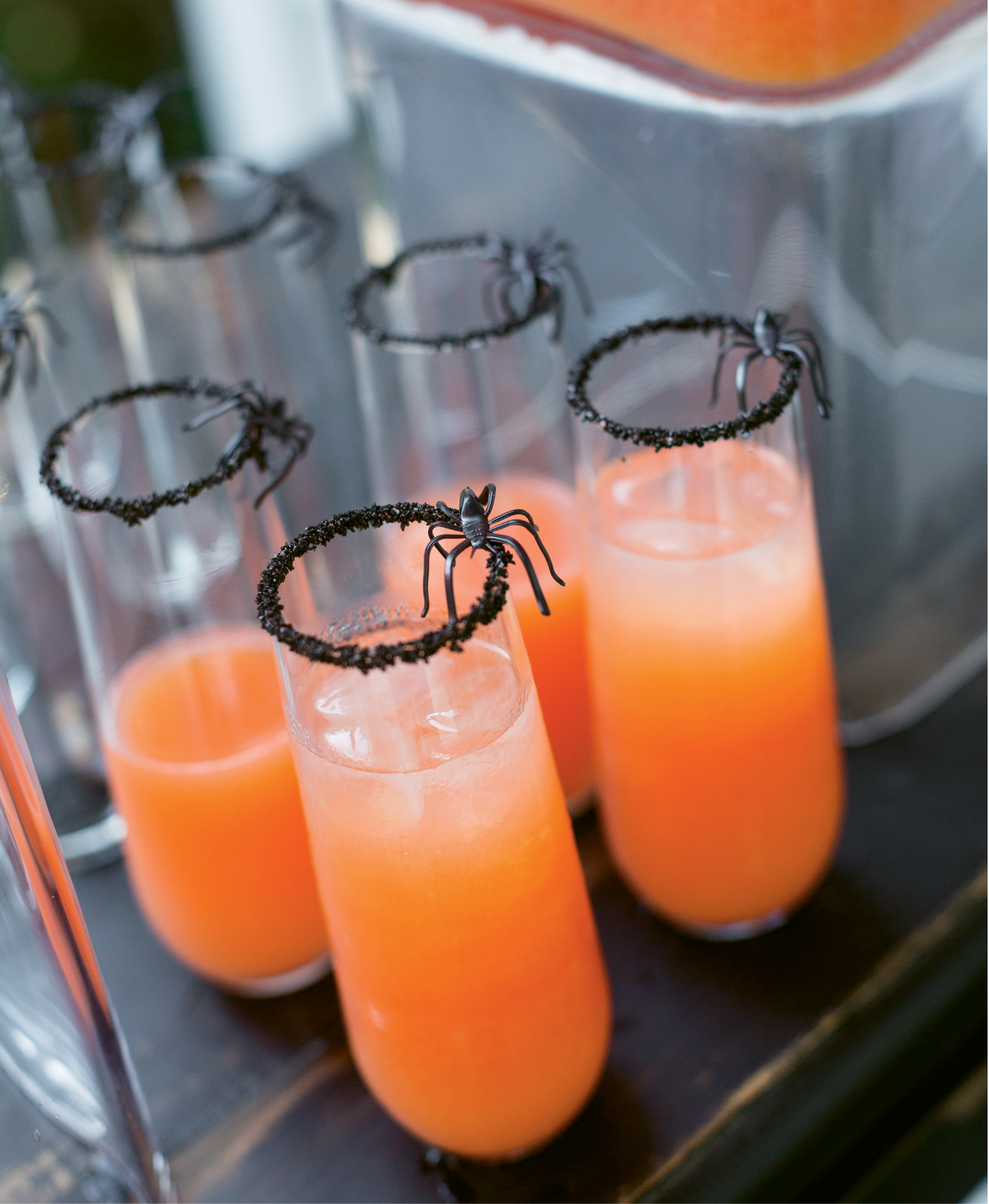 Batch's Spicy Bloody Orange Margarita recipe