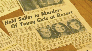 """Clippings from the ongoing """"Folly Beach Strangler"""" news story"""