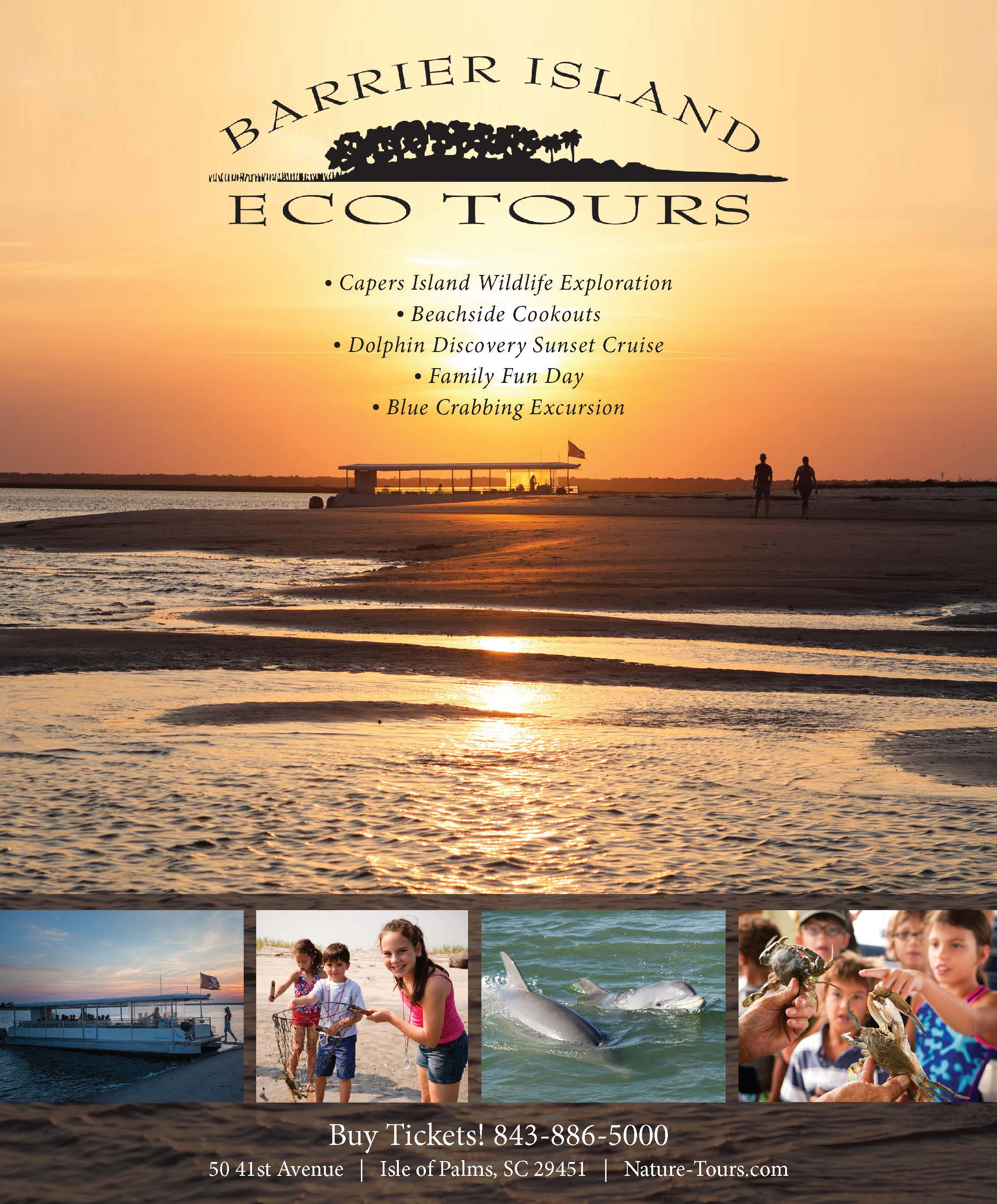 "Barrier Island Eco Tours -- <a href=""http://nature-tours.com/"">http://nature-tours.com/</a>"