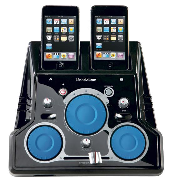 DJ Mixer for iPod Brookstone.cx__0.jpg