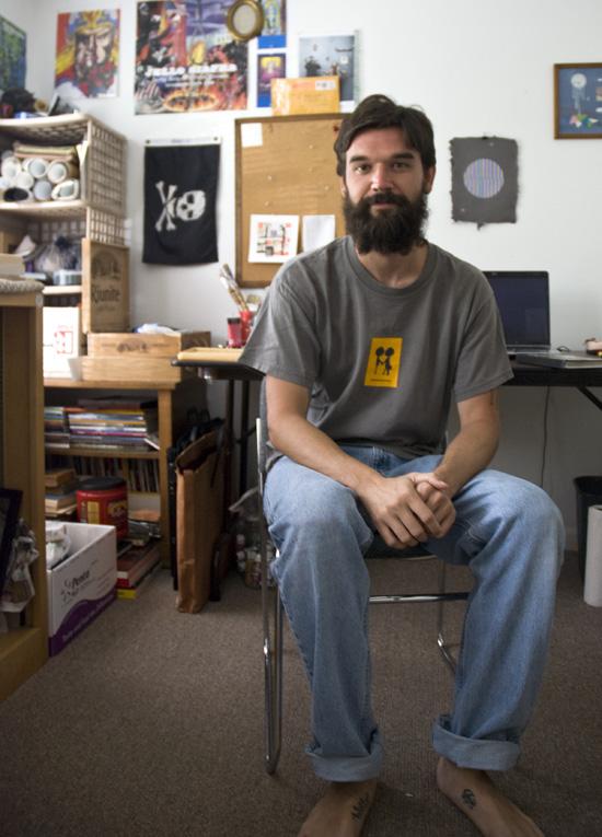 CHM Aug 2010 Artist Profile: Brian Bustos