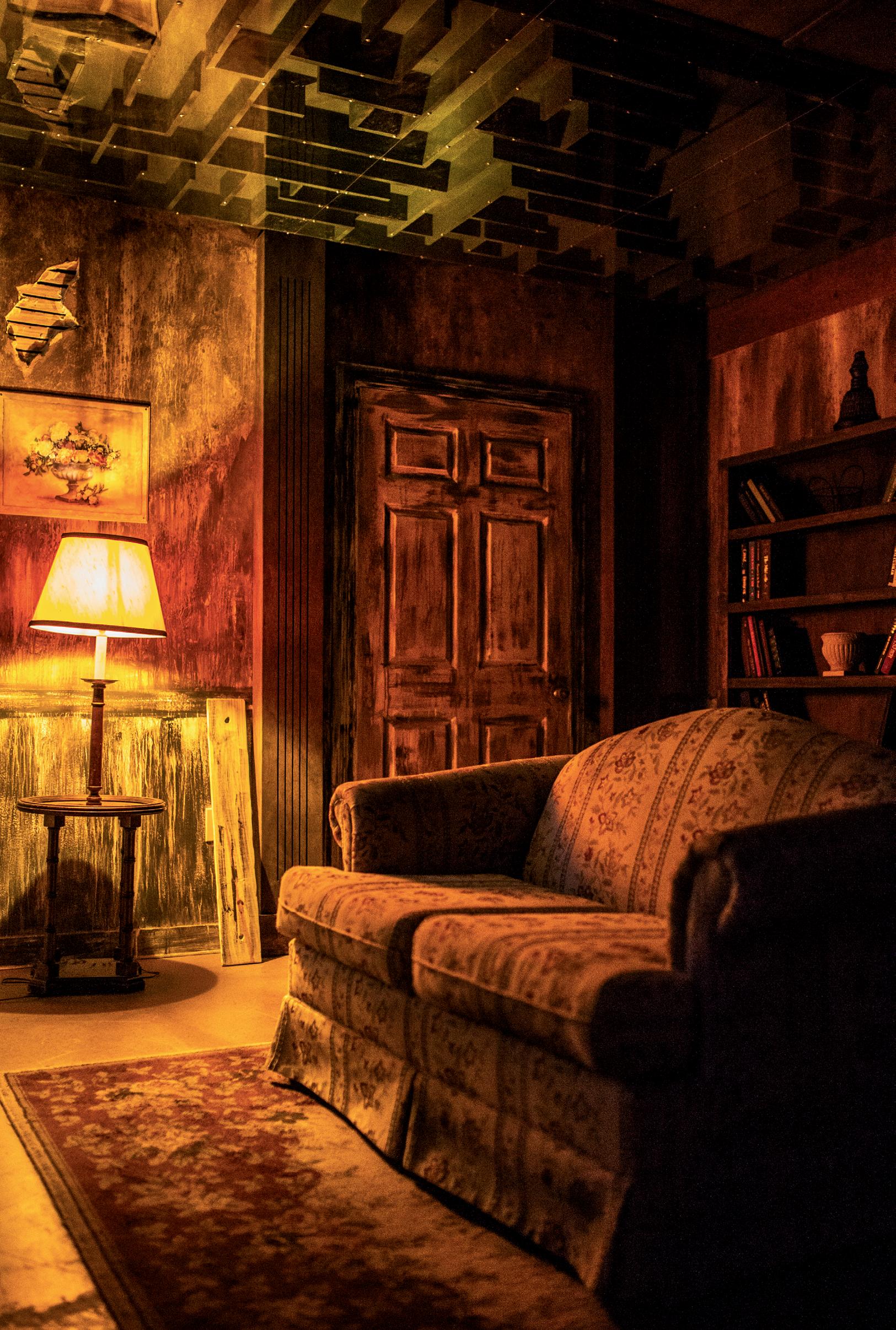 3. Escape Rooms