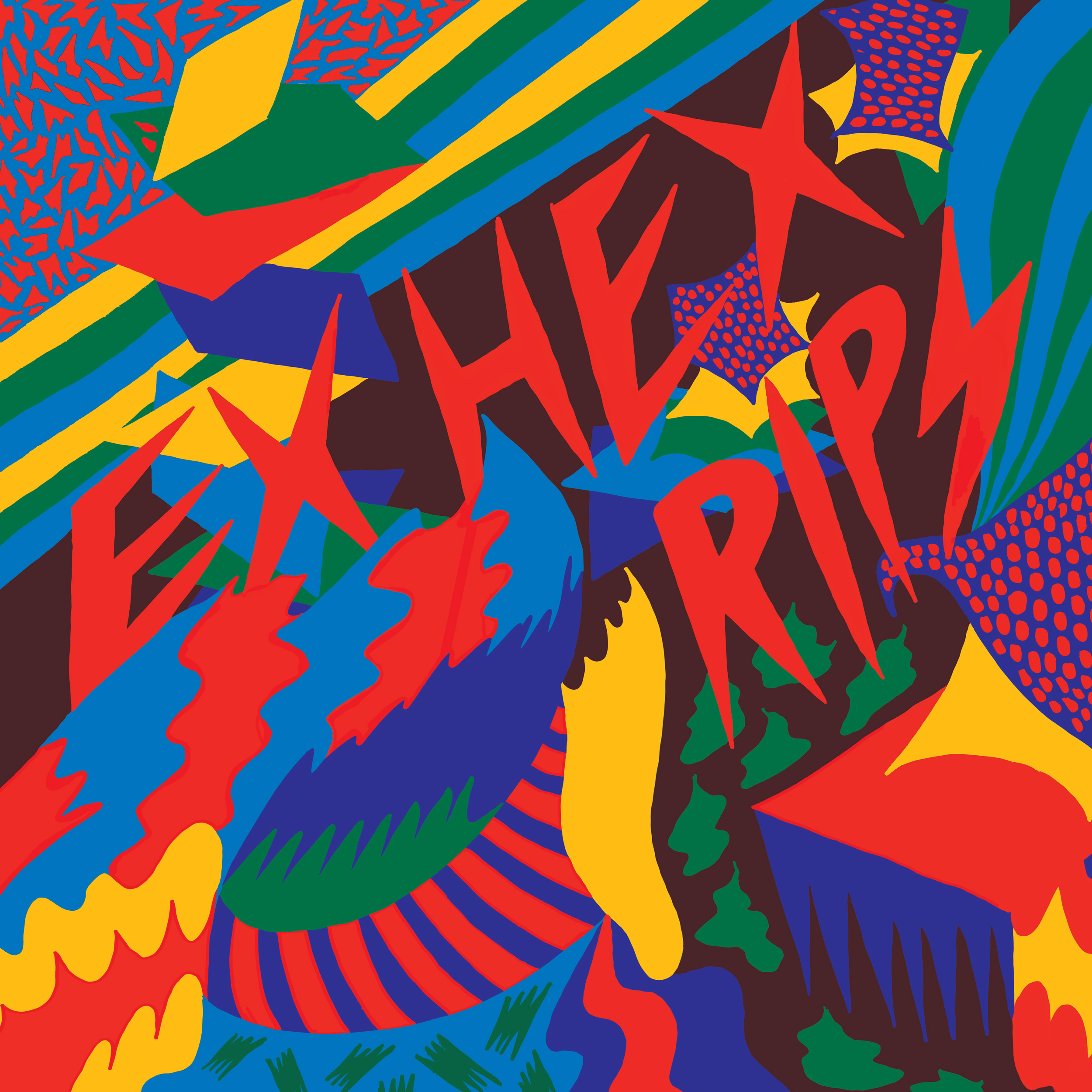 """Rips by Ex Hex is my new favorite album,"" Durant says. ""It makes me want to dance!"" $14, barnesandnoble.com"
