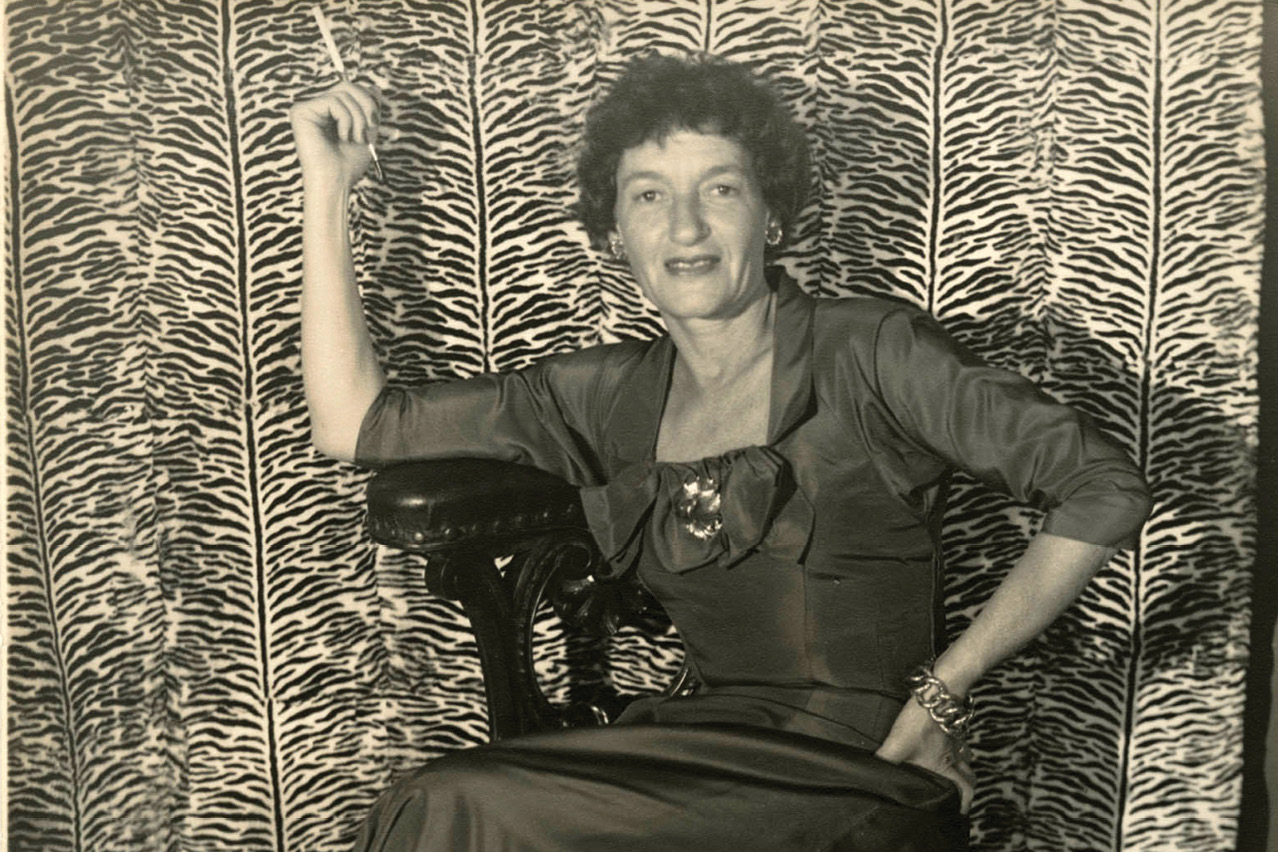 Before she died, Gertrude placed conservation easements on the property to protect it from commercial development forever.