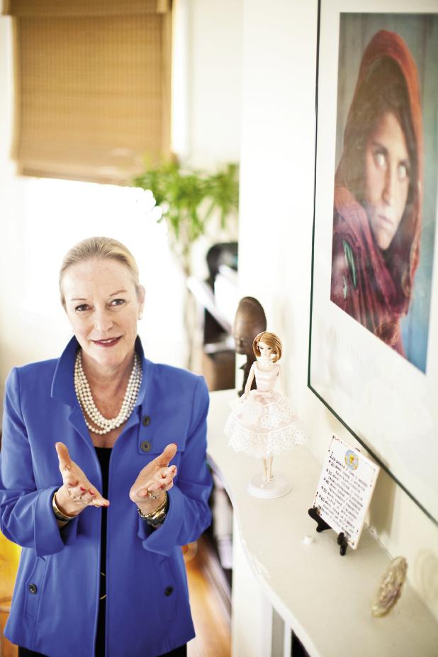 Jennet Robinson Alterman, former director of the Center for Women
