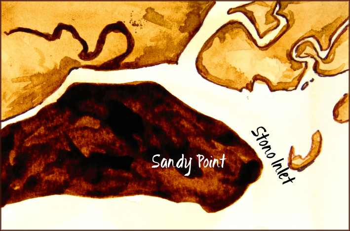 Sandy Point, Kiawah Island