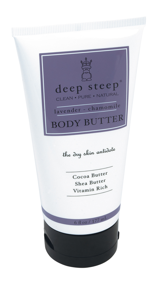 Deep Steep Lavender-Chamomile Body Butter