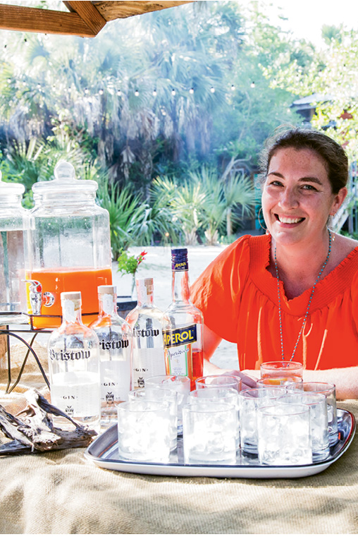 Colleen Deihl whips up her signature twist on the Negroni.