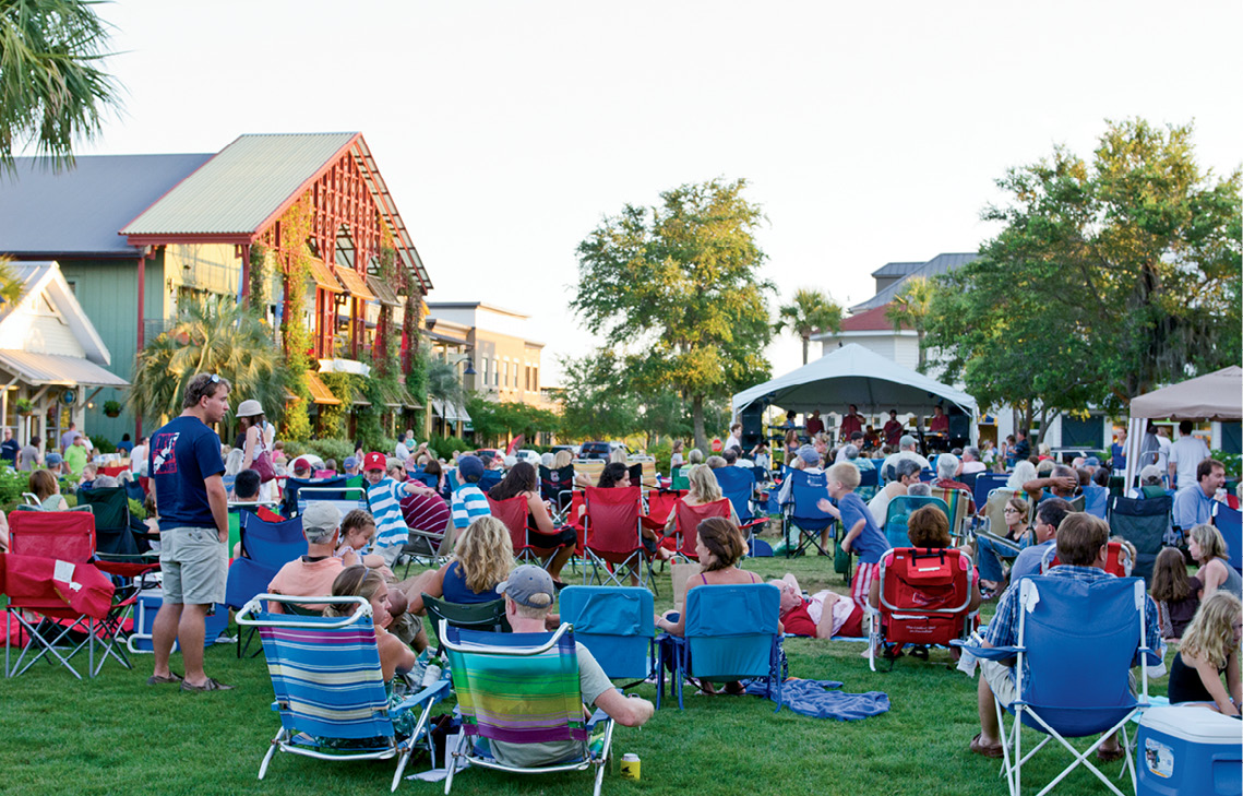 Music on the Green