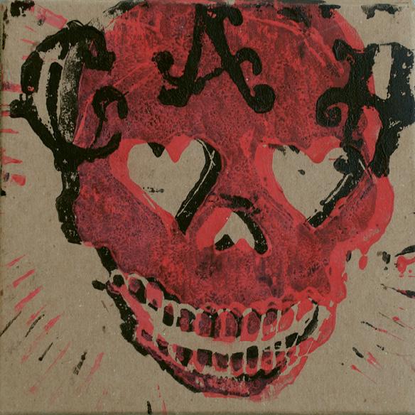 Cary Ann Hearst:  Dust and Bones (Cary Ann Hearst, 2006)
