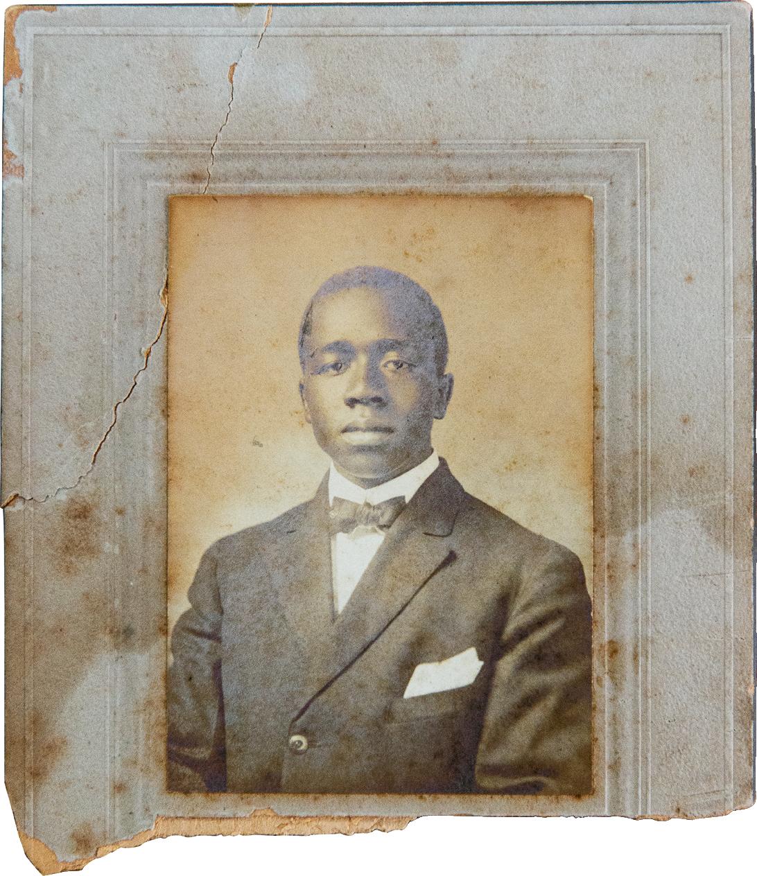 Edmund T. Jenkins, circa 1913