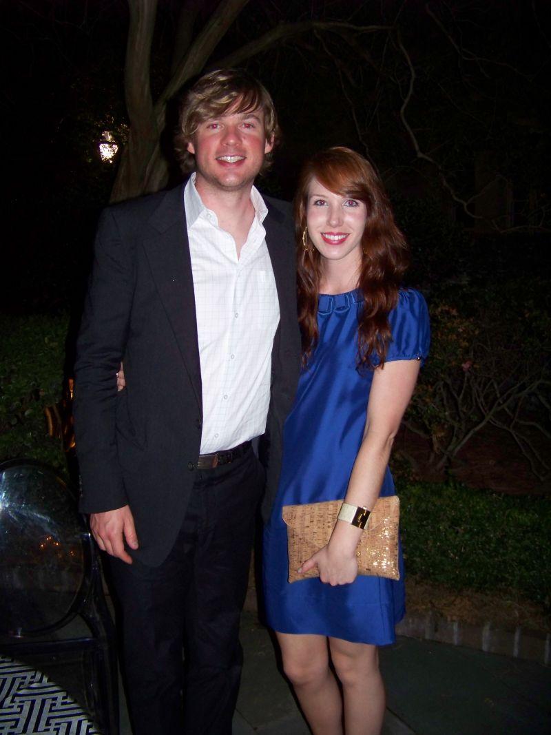 Garrett Bean and Jessica McConnel