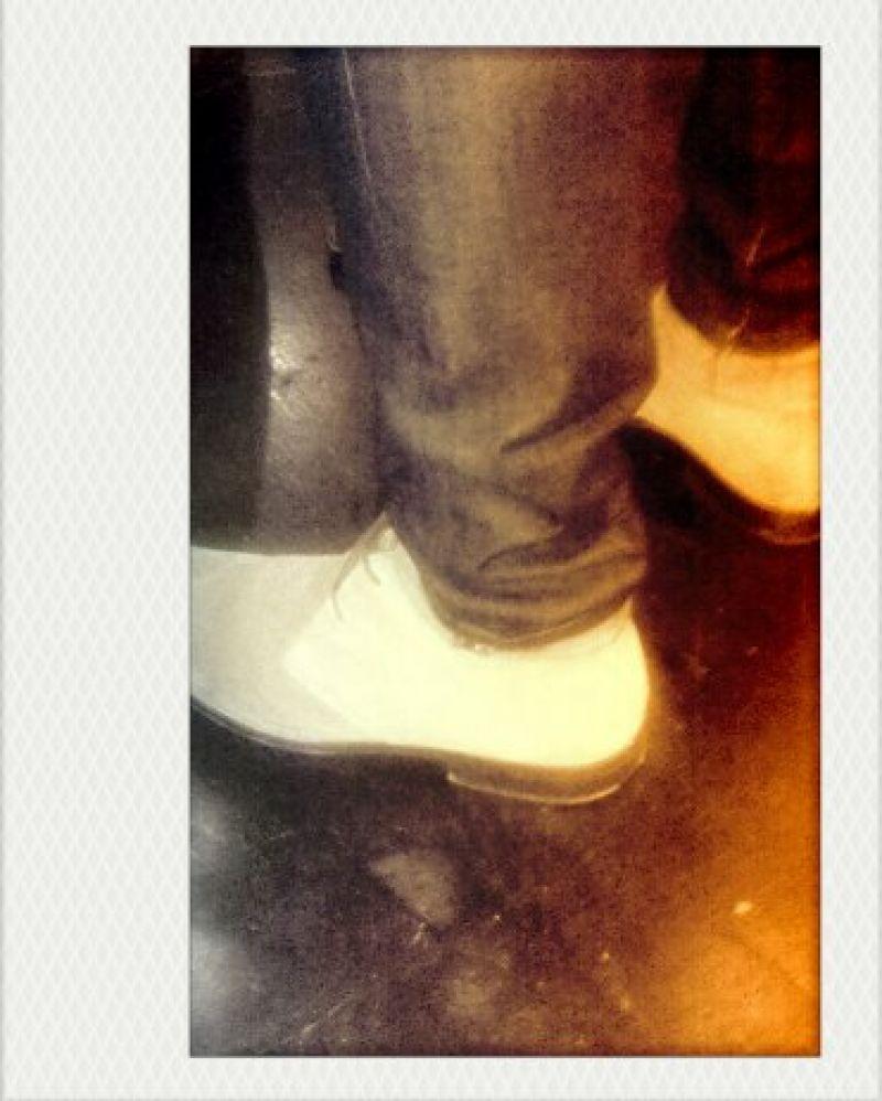 Jasper's shoe style