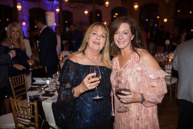 Susan Boruff and Anne Regan