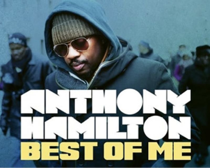 "Tuning In: ""Anthony Hamilton's song 'The Best of Me' is like an aspirin to my daily routine."""