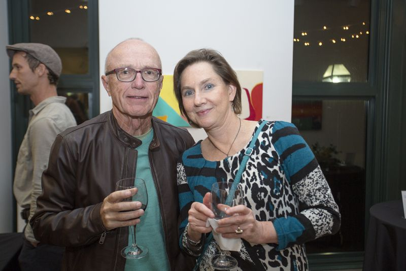 Fred Hermann and Sandra Fowler