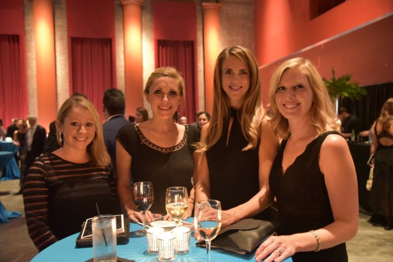 Betsy Battistelli Gordon, Brooke Goldman, Jennifer Bitting, and Meghan Eichelberger
