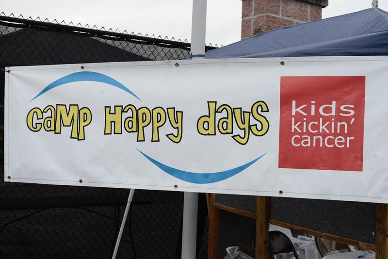 Camp Happy Days was the beneficiary for 2015 Charleston Bed Race.