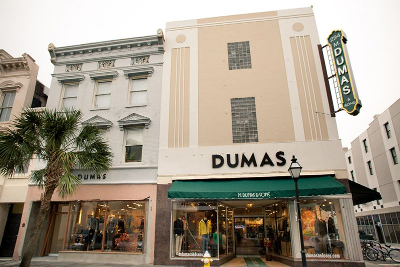 Downtown - M. Dumas & Sons