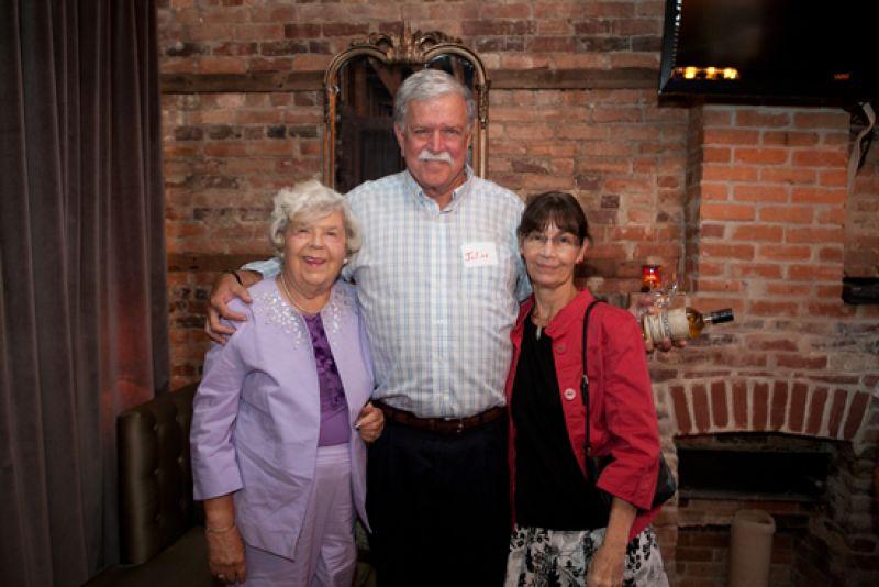 Shirley Smith, Julian Smith, & Maureen Sheakley