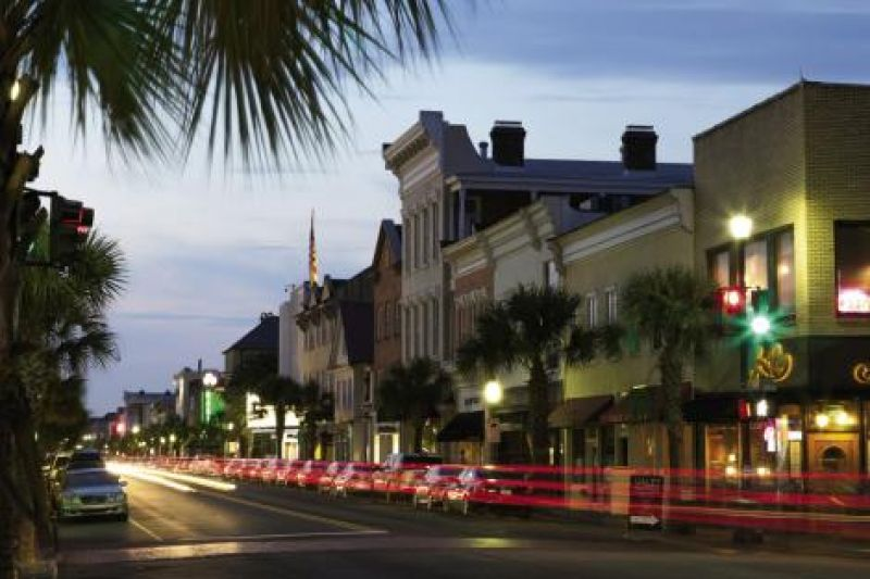ENERGY: It's one thing to live in a city brimming with history, and quite another to be part of history in the making. Just as homegrown chefs give us plenty of well-earned foodie cred and the arts scene expands, our bustling bars, shops, and restaurants carved out of historic buildings keep Charleston buzzing with activity—day into night.