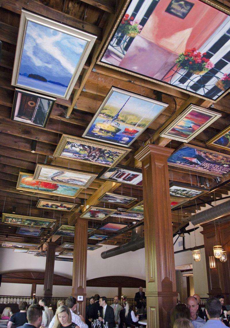 Charleston SC | Ruth\'s Chris Steak House Opening | Charleston Magazine