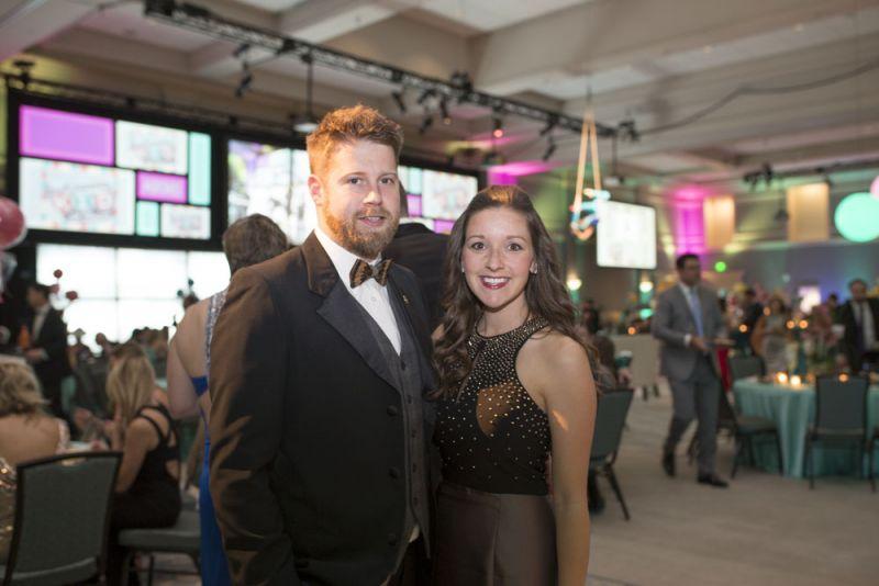 Matthew Livingston and Brittany Zara