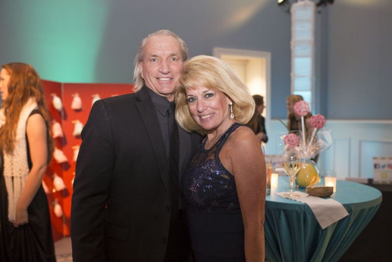 Ken Ricisak and Beth Pilling