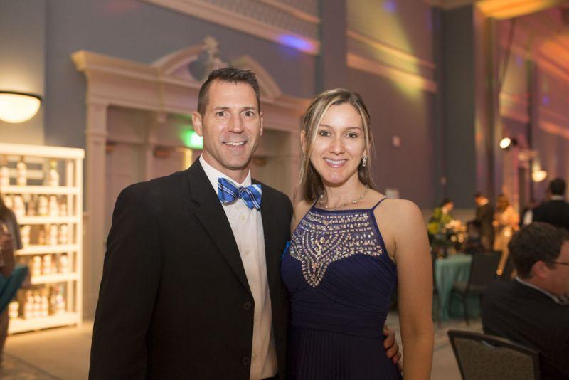 Jim and Melanie Chambers