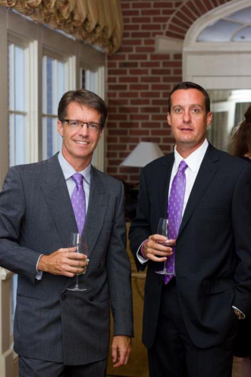 Kyle Hungerford and Richard Ringler