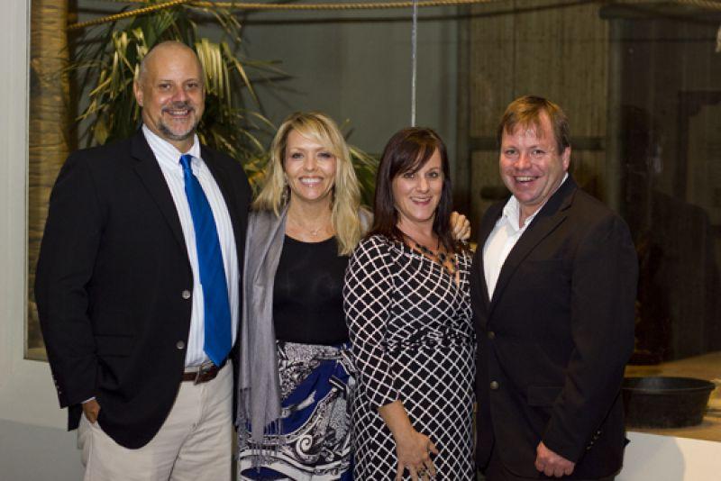 Paul & Mary Cronin, and Angela & Jack Reinhardt. Mary is a mentor.
