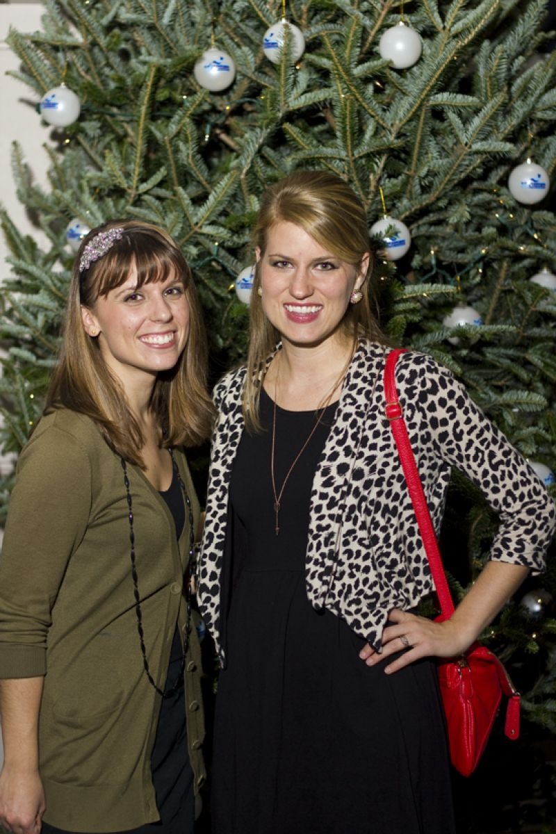 Samantha Costley & Catherine Ellis