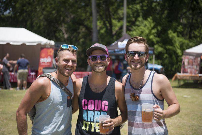 Chris Matthews, Tim Brown, and Patrick Mitchell