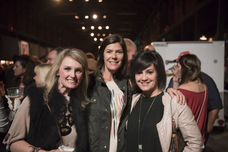 Mara Hardee, Amy Orr, and Nicci Pickens