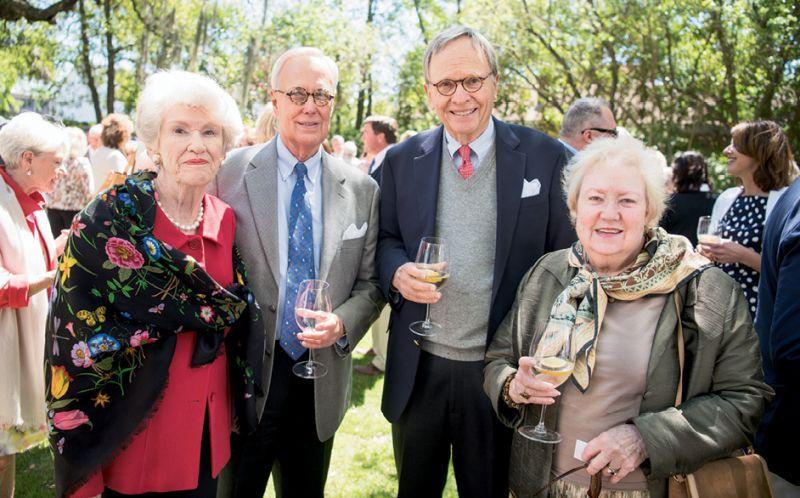 Vereen Coen, Ben Lenhardt, Richard Coen, and Sarah Donnem