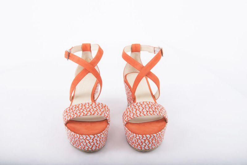 "Jimmy Choo ""Portia 70"" platform sandal, $550 at Gwynn's of Mount Pleasant"