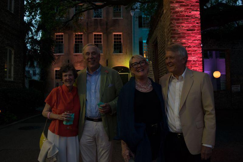 Cozy Pelzer, John Mcnary, Duke Hagerty, and Leigh Mcnary