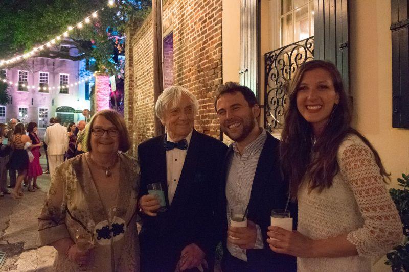 Valerie Morris, Boris Bohun-Chuayniv, Alan Buxbaum, and Shannon Fitzhenry