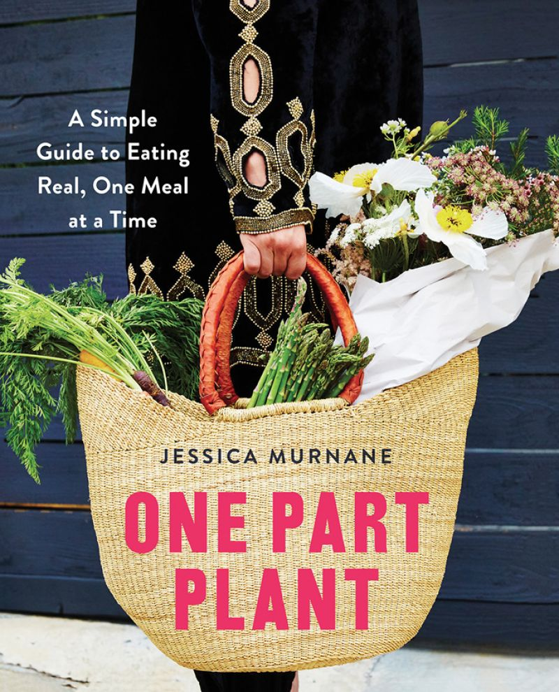 Jessica's cookbook (Harper Wave/HarperCollins, February 2017) aims to help people incorporate more plant-based meals into their diets.