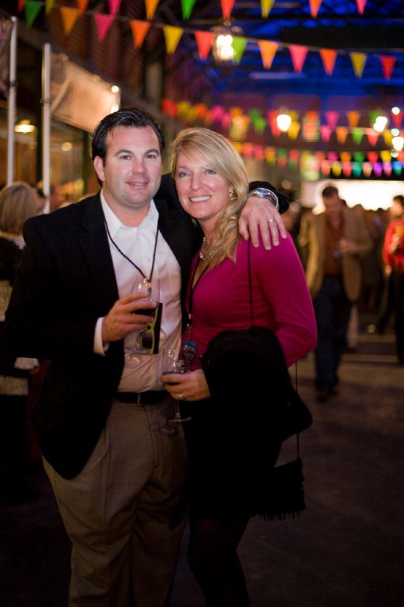 Amy and Jason Moyer