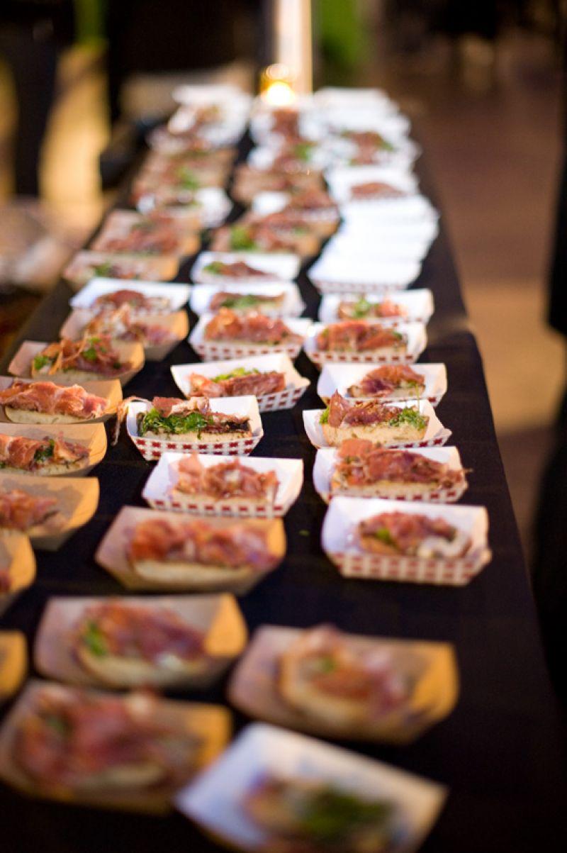 """Cypress chef Craig Deihl's Bresaola """"sammy"""""""