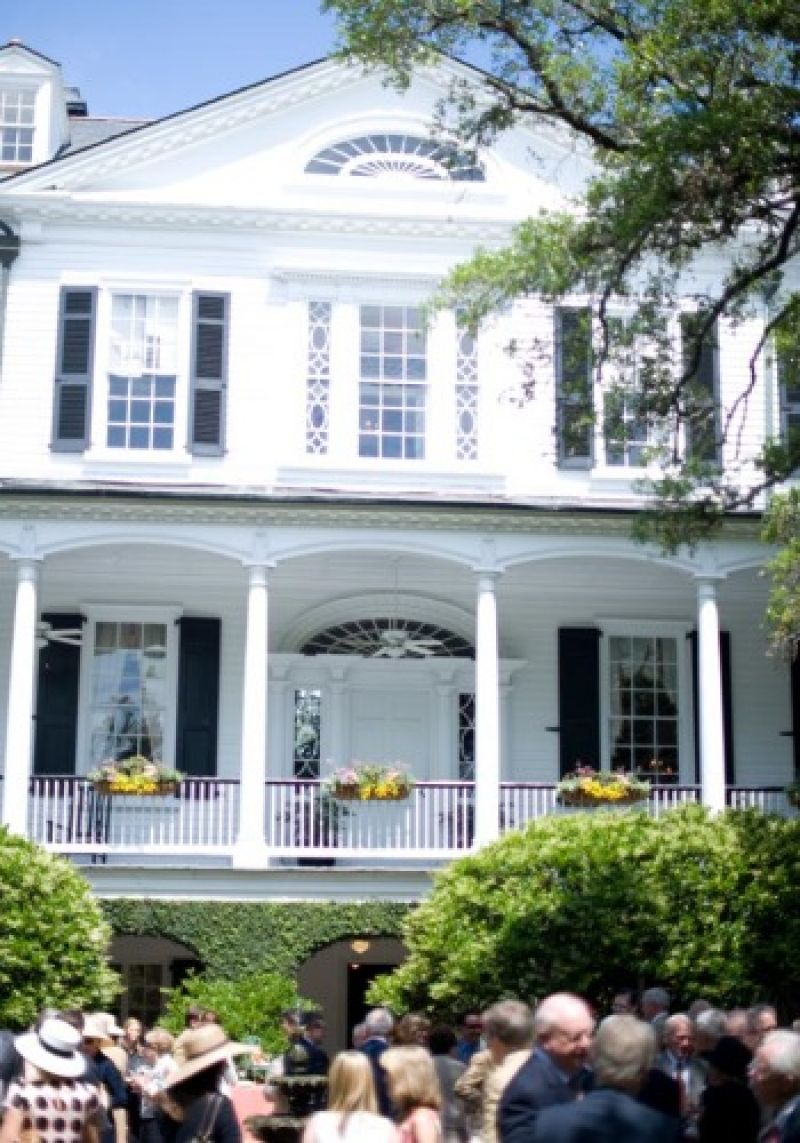 The Governor Thomas Bennett House