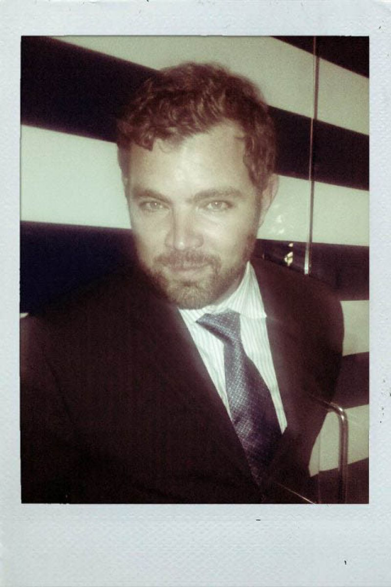 Boris Van Dyck of ICEBOX Bar Services