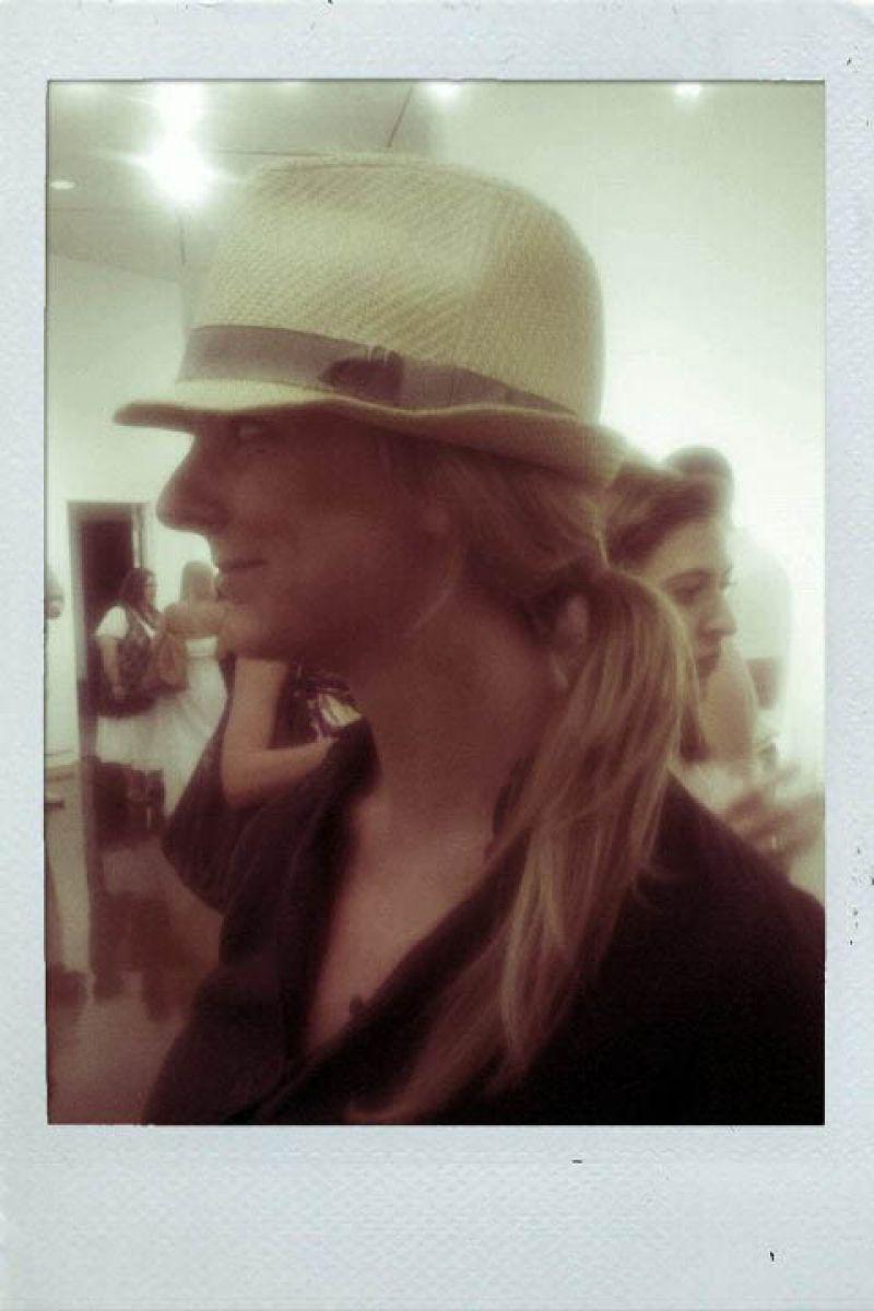 Lauren's wedges.
