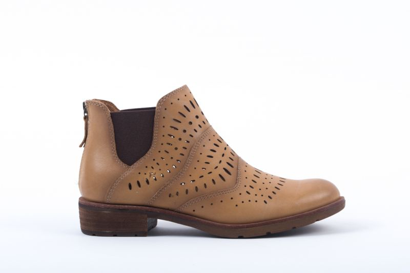 """Sofft """"Brenley"""" boot in """"new caramel,"""" $130 at Mix by Copper Penny"""