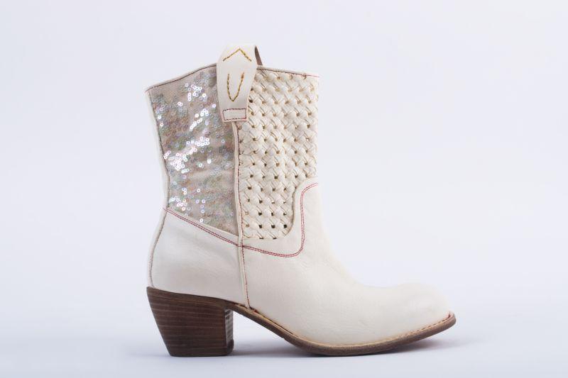 """""""Elisa"""" ankle boot, $648 at Lori + Lulu"""